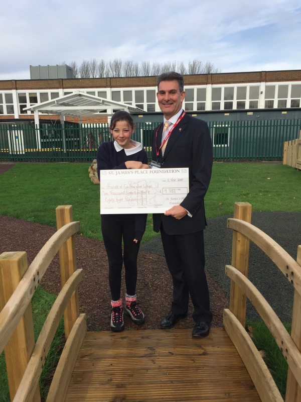Five Acre Wood School: Donation To Fund New Sensory Music Area